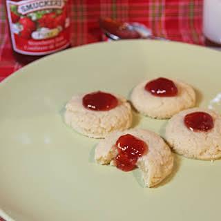 #72 – Thimble Cookies (aka Birds Nests).