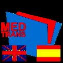 english-spanish-MedTrans icon
