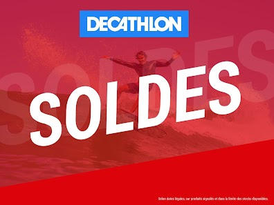 Decathlon Soldes Ete 19