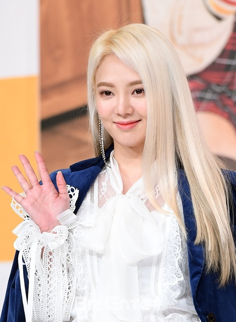 girls generation hyoyeon