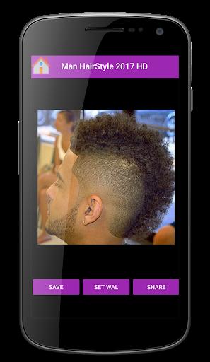 Man Hairstyles 2017 HD 1.0 screenshots 2