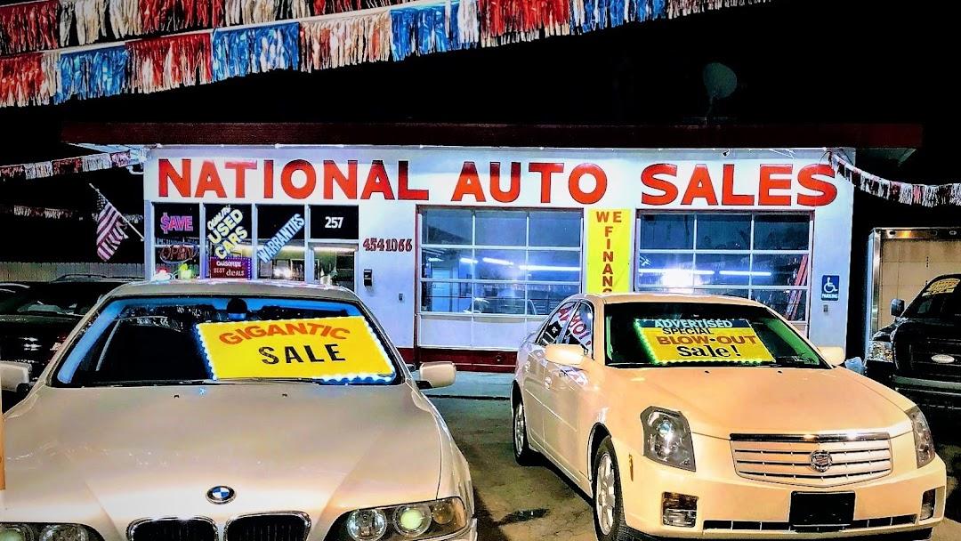 National Car Sales >> National Auto Sales Lets Make Your Deal Car Dealer In Erie