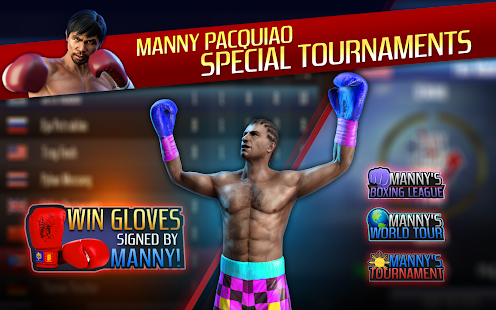 Real Boxing Manny Pacquiao- screenshot thumbnail