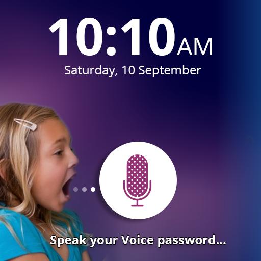 Voice Password Lock