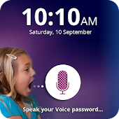 Voice Password Lock
