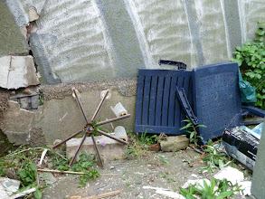 Photo: Reste von Mutters Wohnzimmerlampe