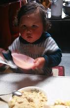 Photo: 03291 ハドブルグ家/幼児食事