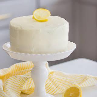 Mini Lemon Cake.