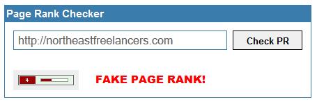 Google PR Checker
