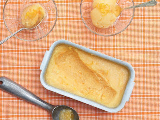 Old-fashioned Orange Sherbet Recipe