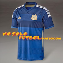 Photo: Argentina 2ª Mundial 2014 * Camiseta Manga Corta * Camiseta Manga Corta ADIZERO