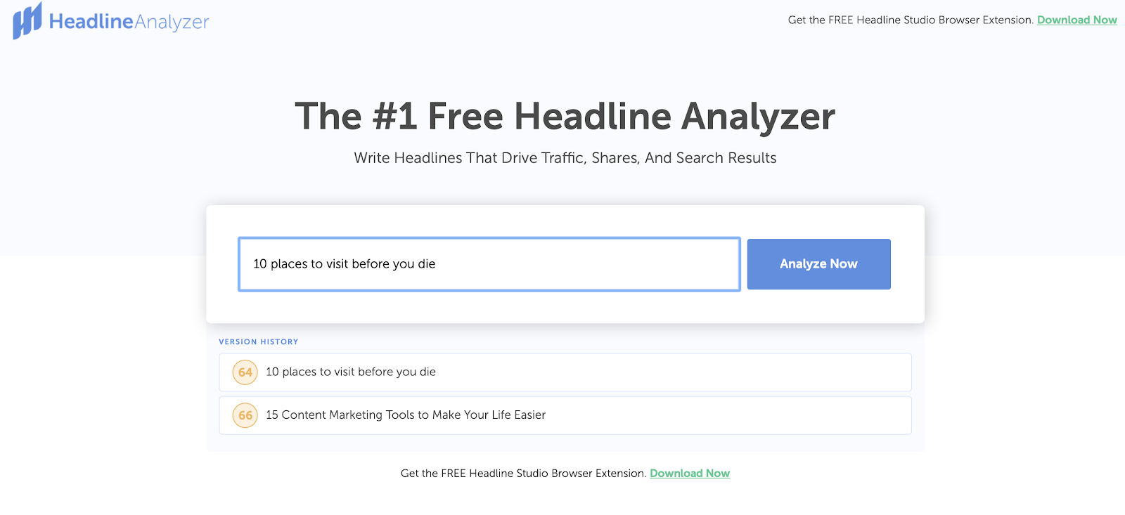 omniscient digital best content marketing tools headline analyzer