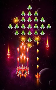 Space Shooter Galaxy Attack Mod Apk 1.483 (Unlimited Money) 7