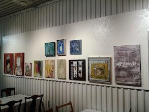 Photo: Konst utställning av Irene Malm Fridlund