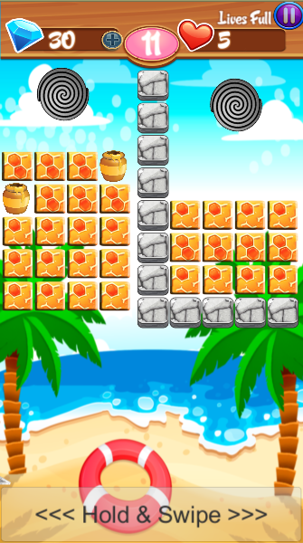 Honey Breaker 2- screenshot