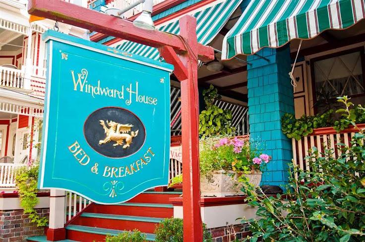 The Windward House