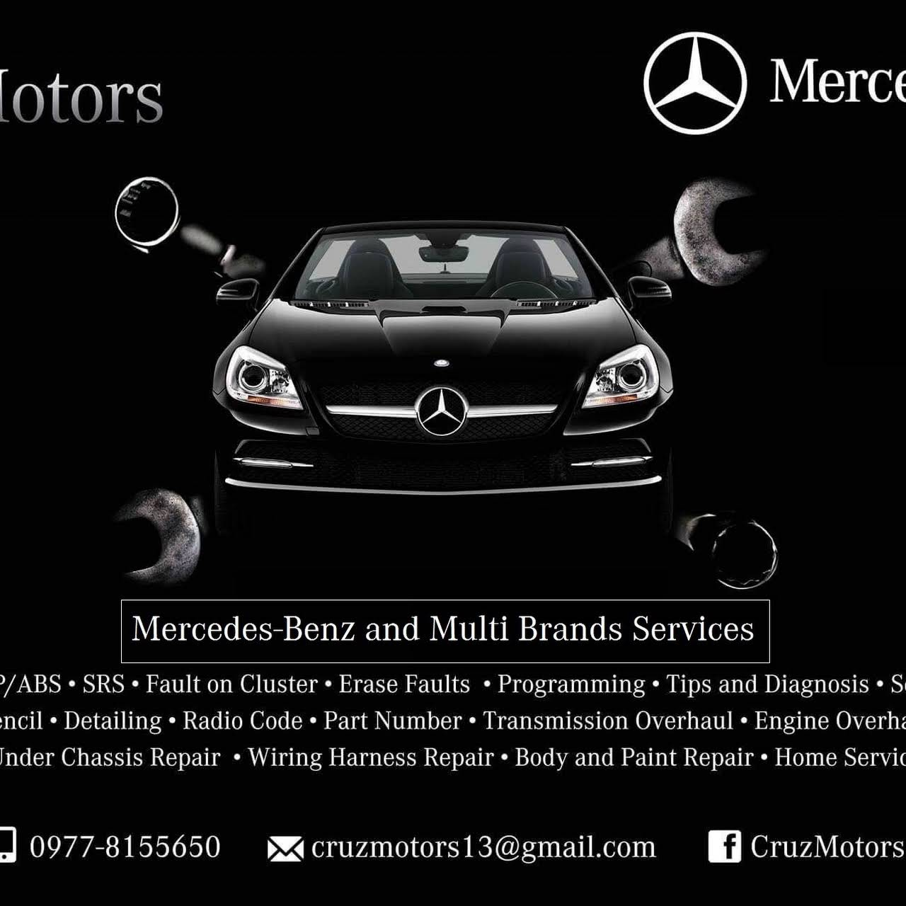 Cruzmotors Phils Corporation Multi Brands And Mercedes Benz Repair Car Wiring Harness Posted On Aug 18 2018