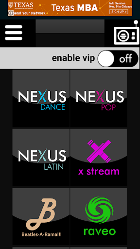 Nexus Radio Gremlin 2.0 screenshots 1