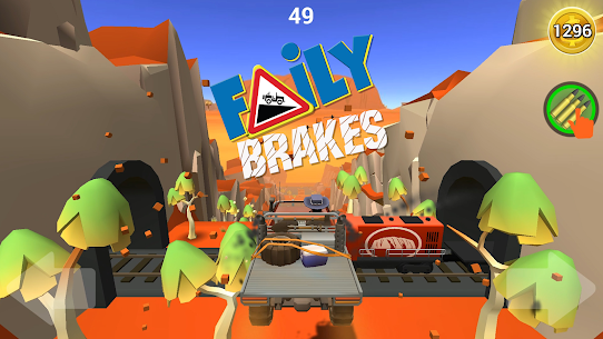 Faily Brakes MOD (Unlimited Money) 1