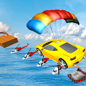 Crazy Ramp Stunts Free Car Driving Games icon