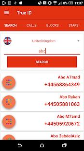 هوية المتصل الحقيقة True Id - نمبر بوك العربي - náhled