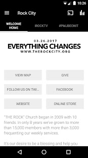 Rock City App- screenshot thumbnail