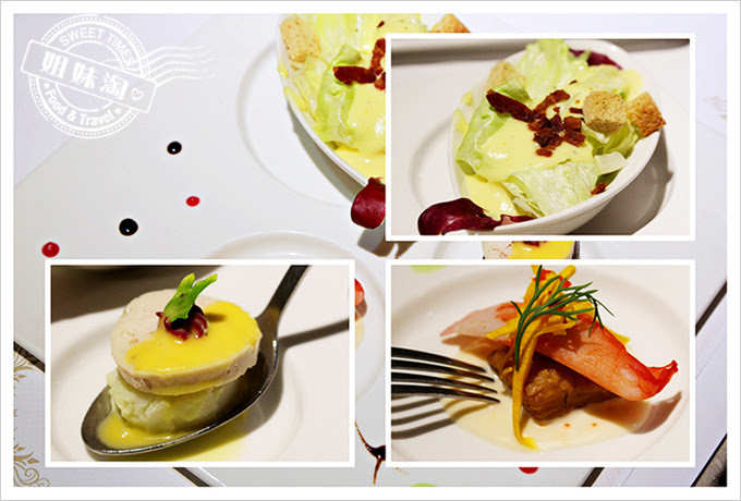 新國際西餐廳開胃主題沙拉4