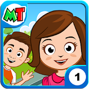 My Town : Home Dollhouse Pretend Kids & girls game
