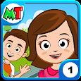 My Town : Home Dollhouse Pretend Kids & girls game apk