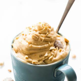Peanut Butter Chunk Nice Cream.