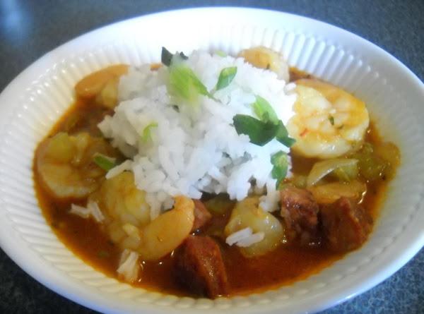 Louisiana Style Shrimp Recipe