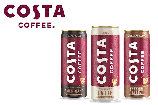 Bild für Cashback-Angebot: Costa Coffee Ready-To-Drink