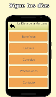 La Dieta de la Manzana - náhled