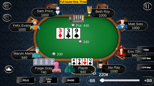 Offline Poker - Tournaments 1.10.1 screenshots {n} 3