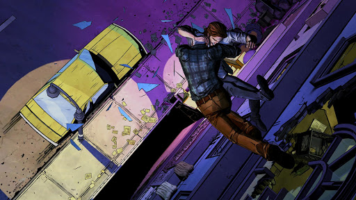 Télécharger Gratuit The Wolf Among Us  APK MOD (Astuce) screenshots 1