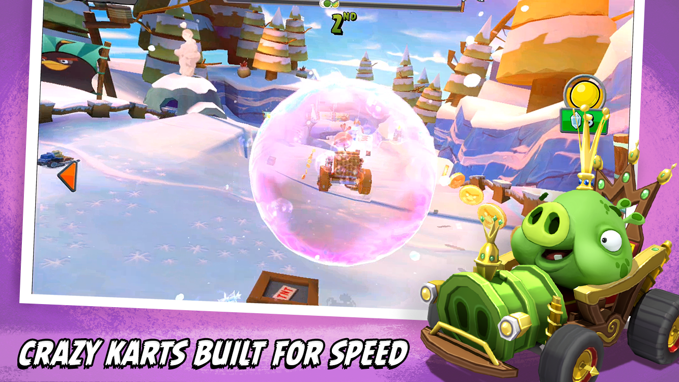 Angry Birds Go! screenshot #4