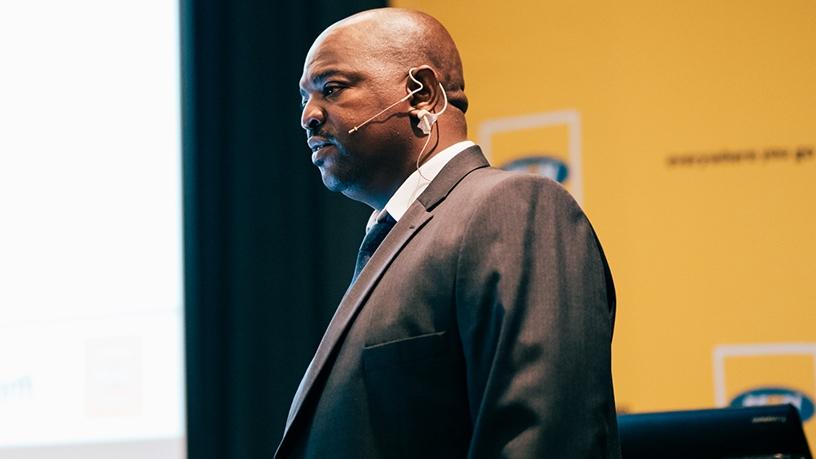 Dr Xolani Ngubeni