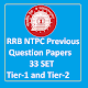 RRB NTPC Papers Tier-1 and Tier-2 Download for PC Windows 10/8/7