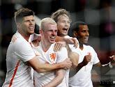 Les Pays-Bas domptent l'Espagne, Italiens et Anglais bons amis