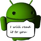 Read it To Me TTS Text Speech icon