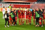 📷 Red Flames trainen in Polen