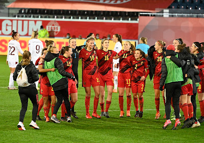 📷 Internationale vrouwendag wordt gevierd door de hele voetbalwereld