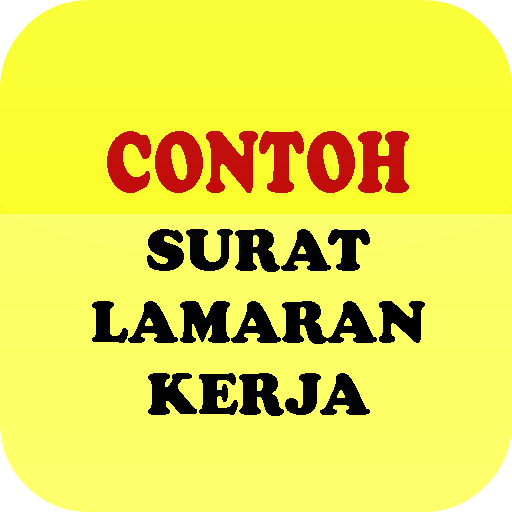 Contoh Surat Lamaran Kerja Apps On Google Play