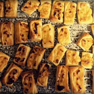 Welsh Rarebit Pastries