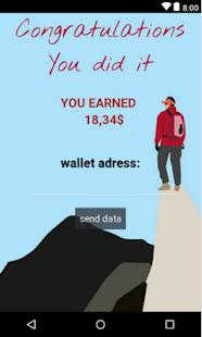 CoinTipper - Earn free Cash - náhled