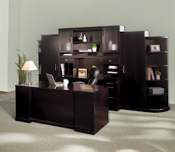 Photo: Sorrento straight desksuite-ESP