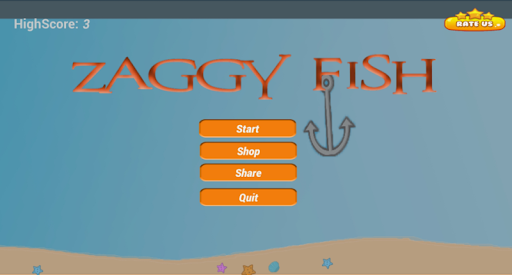 Télécharger Zaggy Fish apk mod screenshots 1