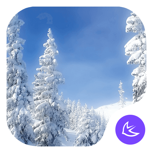 Snow-APUS Launcher theme