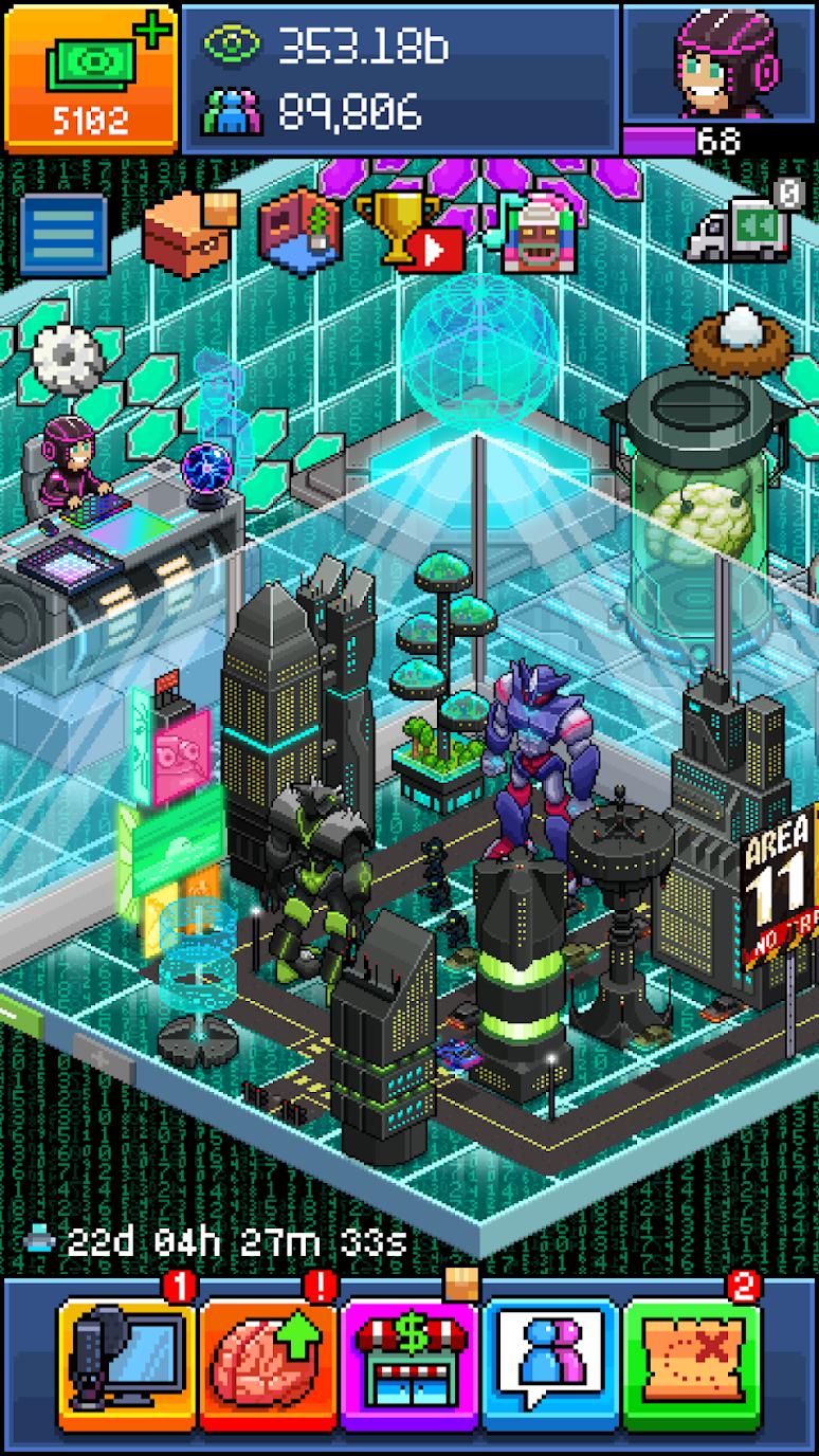 Pewdiepie's Tuber Simulator Mod Apk (Unlimited Money) 2
