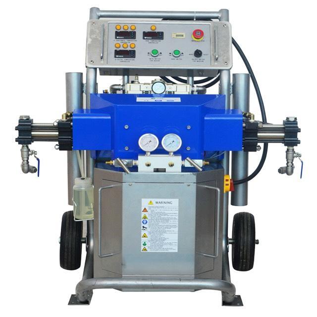 chế tạo máy phun foam PU mini – CÔNG TY CỔ PHẦN ĐẦU TƯ CÔNG NGHỆ VÀ PHÁT  TRIỂN THÀNH CÔNG